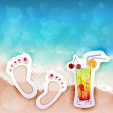 Free Summer Design Stock Photos - 31247323