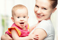 Free Happy Family. Young Mother With Baby Royalty Free Stock Images - 31259029