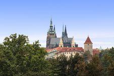 Free Prague Castle Royalty Free Stock Image - 31252746