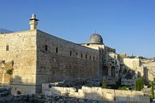 The Old Church In Jerusalem