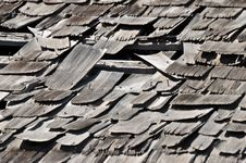 Free Scattered Shingles Royalty Free Stock Photo - 31256335