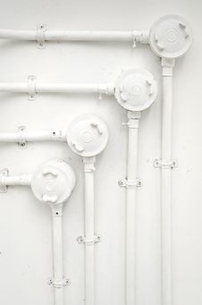Free Pipes And Valves Royalty Free Stock Photos - 31261978