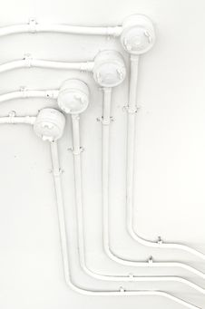 Free Pipes And Valves Royalty Free Stock Photos - 31262058