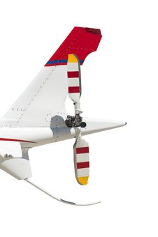 Free Helicopter Tail Rotor Royalty Free Stock Photography - 31262397
