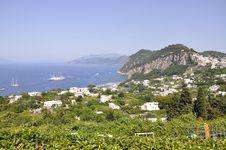 Free Capri  View Stock Images - 31269944