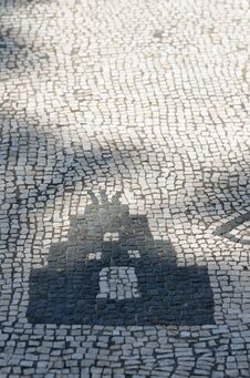 Free Ostia Antica, Mosaic Of A Lighthouse Stock Images - 31270474