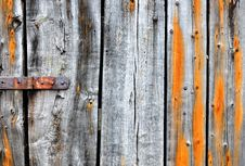 Free Heavily Textured Old Wood Planks Stock Photos - 31270683