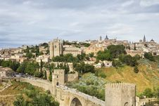Free Beautiful Toledo, Spain Stock Photography - 31270842