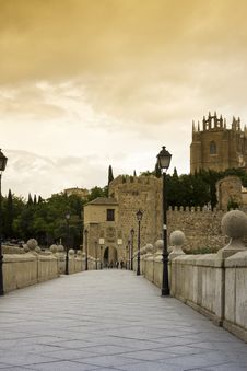 Free Beautiful Toledo, Spain Stock Photography - 31270952