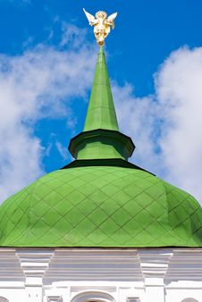Free The Dome Of St. Sophia Cathedral Stock Photography - 31272602