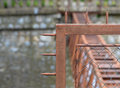 Free Rusty Fence Stock Photography - 31283402