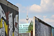 Free View Of The TV Tower Stock Images - 31280234