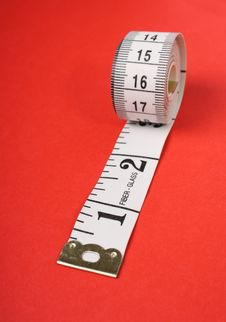 Free Tape Measure Royalty Free Stock Photo - 31296635