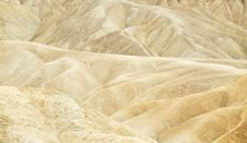 Free Zabriskie Point Royalty Free Stock Photography - 31297267