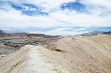 Free Zabriskie Point Royalty Free Stock Photography - 31297317
