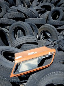 Free Recycling Tires Stock Photo - 31297490