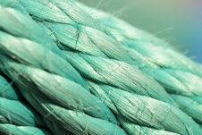 Free Old Green Rope. Royalty Free Stock Photography - 31298727