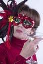 Free Festive Mask Royalty Free Stock Photography - 3130757