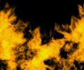 Free Close-up Of Fire And Flames Royalty Free Stock Images - 3133179