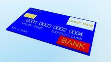 Free Credit Card 18 Stock Image - 3130391