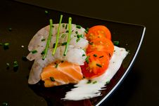 Free Fresh Salmon Royalty Free Stock Image - 3131166