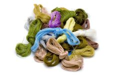 Free Color Wool Royalty Free Stock Photos - 3131608