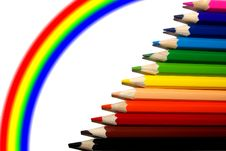 Free Crayons Royalty Free Stock Images - 3131809