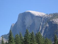 Free Half Dome In August Stock Images - 3132464
