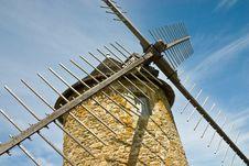 Free Windmill Stock Photo - 3132830