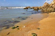 Free Rocks At Coast Stock Photography - 3134142