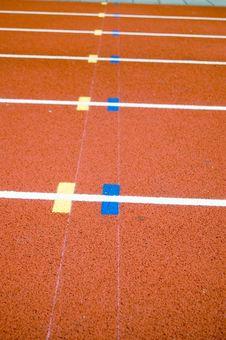 Free Athletic Track Stock Photo - 3134310
