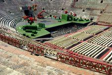 Free Roman Arena, Verona, Italy Stock Images - 3136714