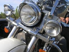 Free Motorcycle Stock Photo - 3137110