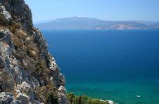 Free Aegean Sea Coast Stock Images - 3139244
