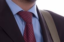 Free Detail Of A Business Man Royalty Free Stock Images - 3139369