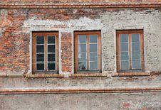 Free Three Windows Stock Photo - 3139860