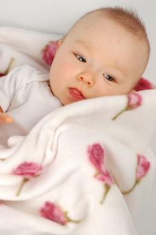 Free Baby After Bath 15 Stock Photos - 3139993
