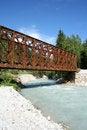 Free Old Metal Bridge Stock Photos - 31305953