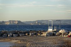 Free On The Seaside Royalty Free Stock Photos - 31302048