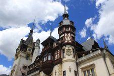 Free Peles Palace, Romania Royalty Free Stock Photography - 31305917