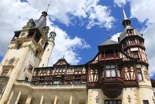 Free Peles Palace, Romania Stock Photos - 31305933