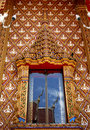 Free Window Of Thai Temple Royalty Free Stock Photo - 31319755