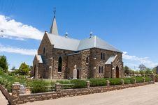Sandstone Church Stock Photos