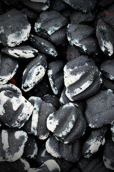 Free Burning Charcoal Stock Photos - 31311943