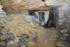 Free Odessa Catacombs Royalty Free Stock Photo - 31314205