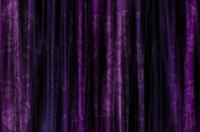 Free Violet Curtains Stock Photos - 31319473