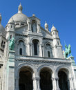 Free Sacre Ceure Cathedral In Paris Stock Photo - 31329620