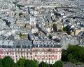 Free Aerial View Of Paris Stock Photos - 31329673