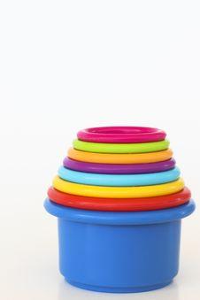 Free Rainbow Cups Stock Image - 31321151