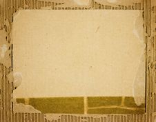 Free Cardboard Scrap Royalty Free Stock Photos - 31322408